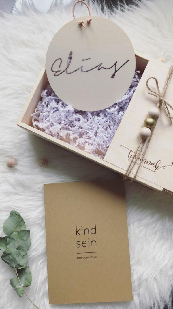 Weihnachtsbox - Winterzauber - Babygeschenk - Traumnah • Geschenke ...